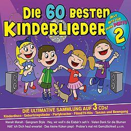 Die 60 Besten Kinderlieder Vol.2-Partylieder