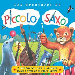 Piccolo Saxo - Les Aventures 1