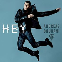 Bourani Andreas CD HEY