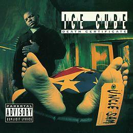 Ice Cube CD Death Certificate