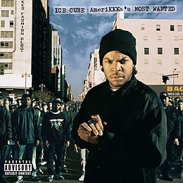 Ice Cube CD Amerikkka's Most Wanted