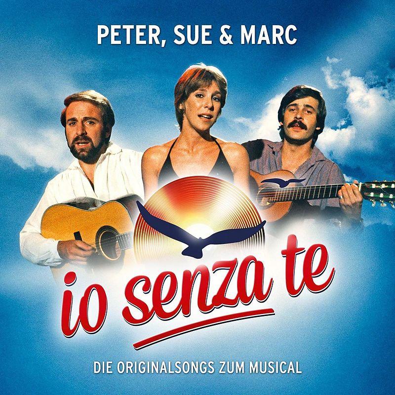 Golden Hits - Peter, Sue & Marc - CD kaufen | exlibris.ch