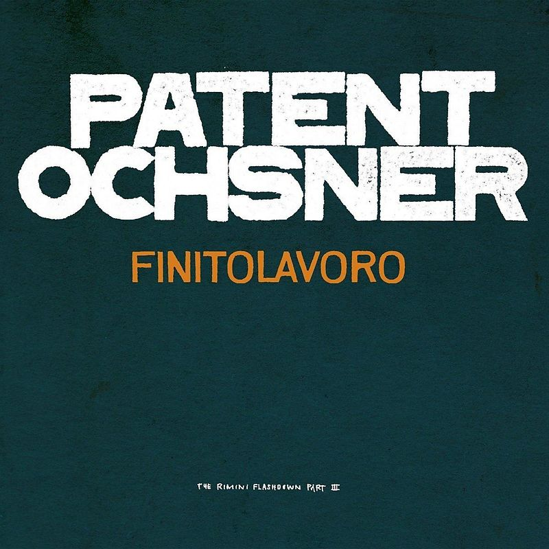 The Rimini Flashdown Part III - Patent Ochsner - CD kaufen | exlibris.ch