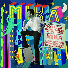 MIKA CD No Place In Heaven - Repack Deluxe