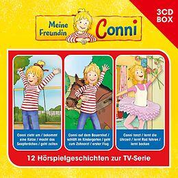 Meine Freundin Conni (TV-Hörsp CD Meine Freundin Conni-3-Cd Hörspielbox Vol.1
