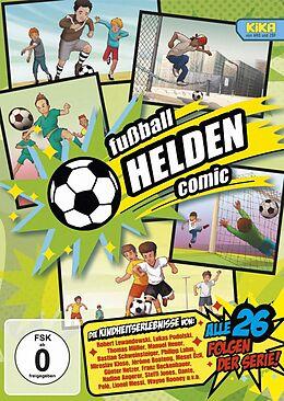 fußball HELDEN comic [Version allemande]
