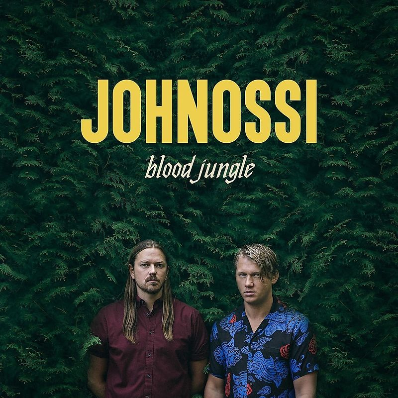 Blood Jungle