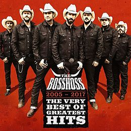 Bosshoss,The CD The Very Best Of Greatest Hits (2005 - 2017)