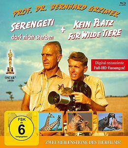 Serengeti Darf Nicht Sterben/kein Platz ... (hd) Blu-ray