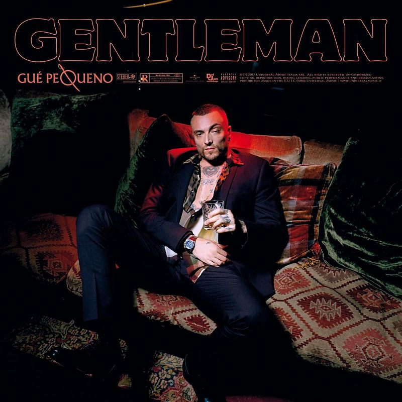 Gentleman (cd - Red Version)