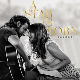 Lady Gaga, Bradley Cooper CD A Star Is Born