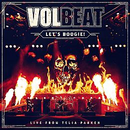 Volbeat CD Lets Boogie! Live From Telia Parken (2CD)