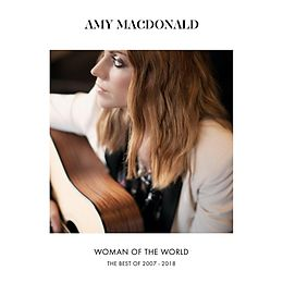 Macdonald Amy CD Woman Of The World: The Best Of 2007-2018