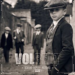 Volbeat CD Rewind, Replay, Rebound (cd)