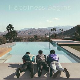 Jonas Brothers CD Happiness Begins