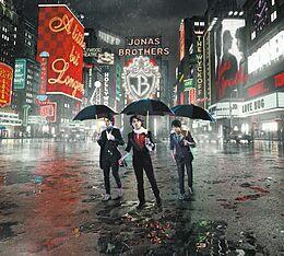 Jonas Brothers CD A Little Bit Longer (reissue)