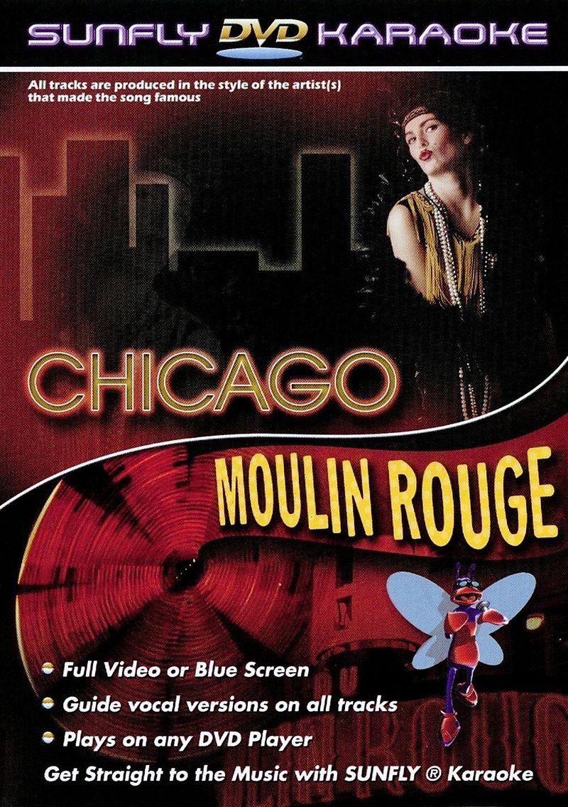 Chicagomoulin Rouge Dvd Online Kaufen Ex Libris