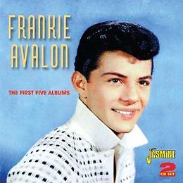 Frankie Avalon CD First Five Albums,56 Tks