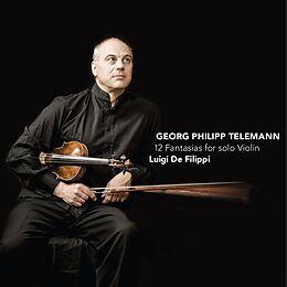 12 Fantasias For Solo Violin
