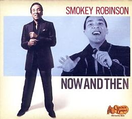 Smokey Robinson CD Now And Then