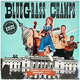 Bluegrass Champs CD Live From The Don Owens Show