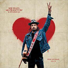 Michael & Spearhead Franti CD Stay Human Vol.2