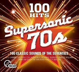 100 Hits Supersonic 70s