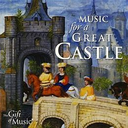 Broadside Band,The/Magdala/Christ Church Catheral CD Music For Great Castle