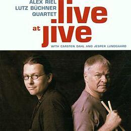 Alex Riel & Lutz Büchner Quartet CD Live At Jive