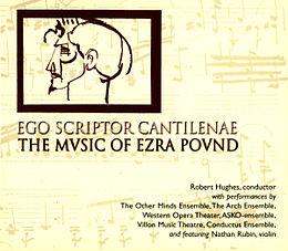 Ego Scriptor Cantilenae