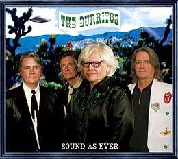 Burritos, The CD Sounds As Ever