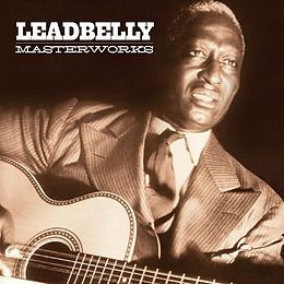 LeadBelly CD Masterworks Volumes 1 & 2