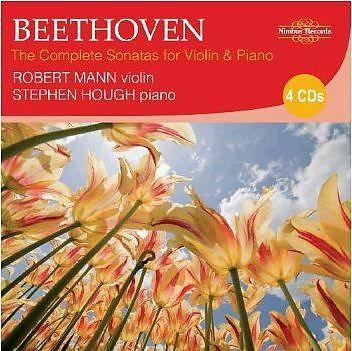 Sonate Fuer Violine & Klavier (gesamtauf