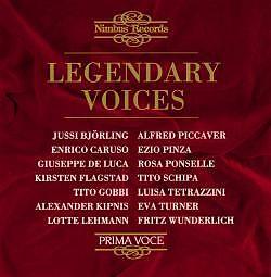 Legendary Voices