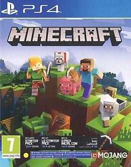 Minecraft Bedrock Edition [PS4] (E) als PlayStation 4-Spiel