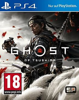 Ghost of Tsushima [PS4] (D/F/I) als PlayStation 4-Spiel