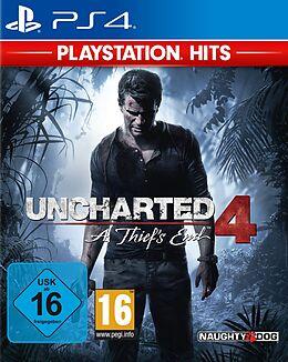 PlayStation Hits: Uncharted 4 - A Thiefs End [PS4] (D/F/I) als PlayStation 4-Spiel