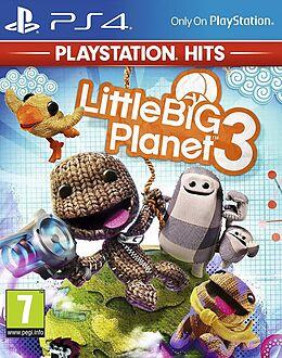 PlayStation Hits: Little Big Planet 3 [PS4] (D/F/I) comme un jeu PlayStation 4
