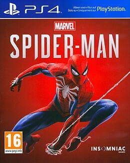 Marvel's Spider-Man [PS4] (D/F/I) als PlayStation 4-Spiel