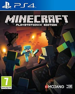 Minecraft PlayStation 4 Edition [PS4] (E) comme un jeu PlayStation 4