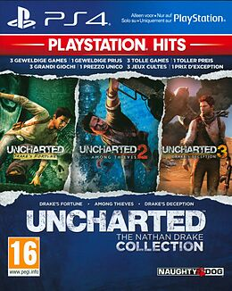 PlayStation Hits: Uncharted Collection [PS4] (D/F/I) als PlayStation 4-Spiel