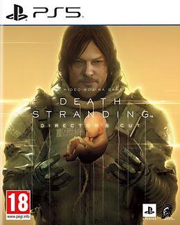 Death Stranding Directors Cut [PS5] (D/F/I) als PlayStation 5-Spiel