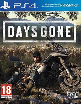 Days Gone [PS4] (D/F/I) als PlayStation 4-Spiel