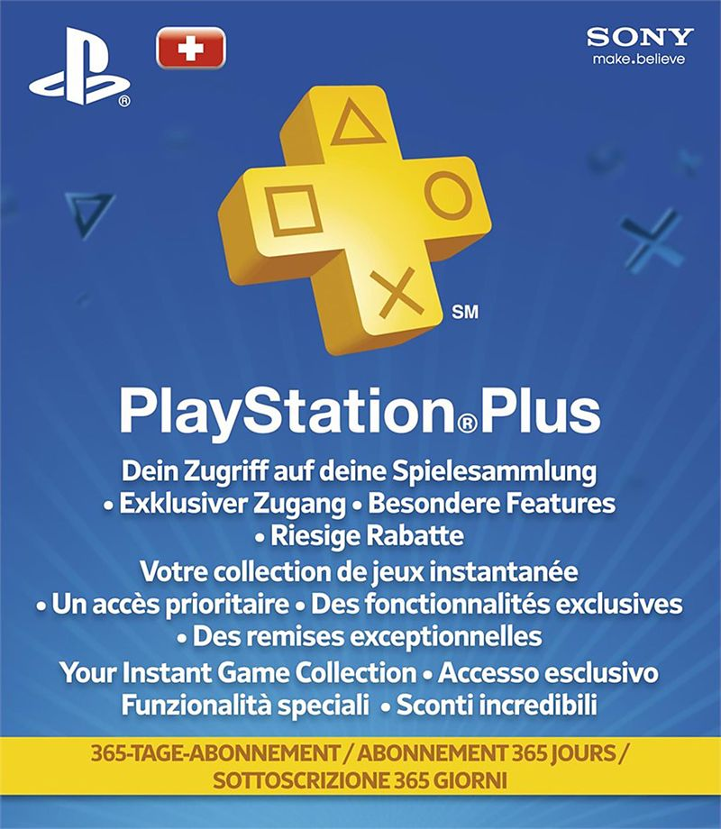 psn playstation plus card 12 monate ps4 f r ps4 kaufen. Black Bedroom Furniture Sets. Home Design Ideas
