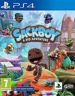 Sackboy: A Big Adventure [PS4] (D/F/I) comme un jeu PlayStation 4