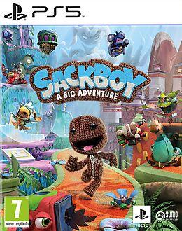 Sackboy: A Big Adventure [PS5] (D/F/I) als PlayStation 5-Spiel