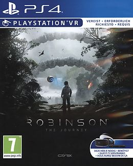 Robinson VR - The Journey [PS4] (D/F/I) als PlayStation 4-Spiel