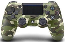 Dualshock 4 Wireless Controller - green camouflage [PS4] als PlayStation 4-Spiel