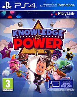 Knowledge is Power [PS4] (D/F/I) als PlayStation 4-Spiel