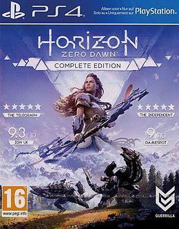 Horizon Zero Dawn: Complete Edition [PS4] (D/F/I) als PlayStation 4-Spiel